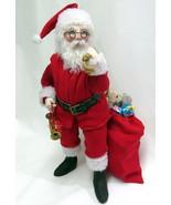 """Gift Bringer Santa"" PDF Digital E-Pattern By Sharon Mitchell - $12.00"