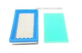 Air Filter + Pre-Filter Compatible With Honda 17211-ZG9-M00, 17218-ZG9-M... - $7.87