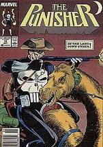 The Punisher - # 19 May 1988 [Comic] [Jan 01, 1987] Marvel - $4.89