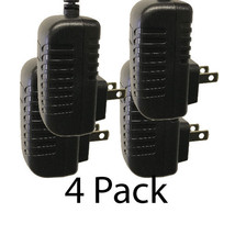 Four Pack Extra Fast Charging Cord for Wahl 5-Star Shaver - $19.99