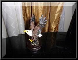 DESK EAGLE PAPER WEIGHT SALE Home Office Supply Decorative Shelf Figurine - $10.00