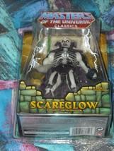 Scareglow MOTUC Masters of the Universe Classics MOSC MOC He-Man Skeletor  - $225.00