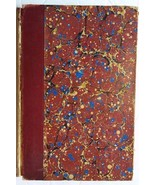 Antique Book Essays by Ralph Waldo Emerson - Second Series 1800s Thos. Y... - $60.62