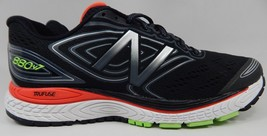 New Balance 880 v7 Men's Running Shoes Size US 9 M (D) EU 42.5 Black Red M880BR7