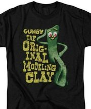 Gumby The Original Modeling Clay t-shirt retro anime series graphic tee GMB128 image 3