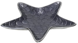 """Artisan d'Orient Star Plate 11"""", Color - Silver Grey - $11.83"""