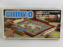 Ginny-O Board Game 1981 by Chieftain 100% Complete Excellent Plus Bilingual - £11.51 GBP