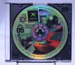 Official XBox Magazine Game Disc 05 Demos Dead Or Alive 3 Gun Valkyrie - $6.89
