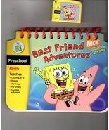Leap Frog - My First LeapPad - Spongebob Squarepants Best Friend Adventure - $5.00