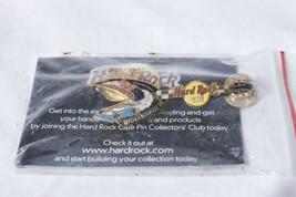Hard Rock Cafe Pin Indianapolis Racing Race Track Guitar - $14.81