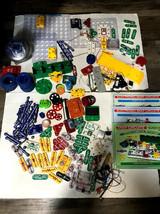 ELENCO Snap Circuits Lot Pieces  Replacement PartsBooklets 125+ Pieces  - $59.99