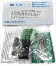 Dual Hi/Lo Switched Relay Board Kit - Requires Assembly - $18.95