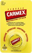 Carmex Classic lip balm 7.5g ( 2 Pack ) Antiseptic,Dry Skin & Cracked Lips - $15.83