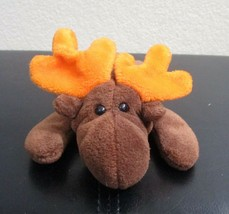 Ty Beanie Baby Chocolate the Moose 1993 NO TAG - $4.45