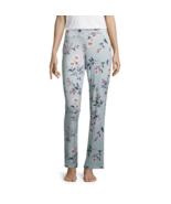 Ambrielle Knit Tropical Pajama Pants Size L, XL New Msrp $32.00 - $16.99