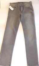 "Ralph Lauren Womens Ladies Grey Denim Skinny Jeans W 27"" X L 30"" - $88.57"