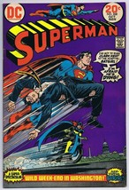 Superman #268 ORIGINAL Vintage 1973 DC Comics  - $13.99