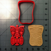 Tiki Face 101 Cookie Cutter and Stamp - $6.50+