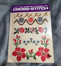 Ondori The Collection of Designs for Cross Stitch Ondori Publishing Co P... - $11.28