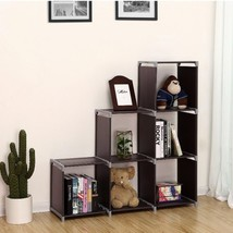 Storage Cube Organizer Shelf Closet Toys Purses Shoes Kids Room Playroom... - $561,52 MXN