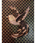 Beautiful vintage bird brooch - $16.00