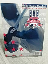 1997 Official Baseball All Star Game Program at Cleveland MLB July 8 1997 - $11.29