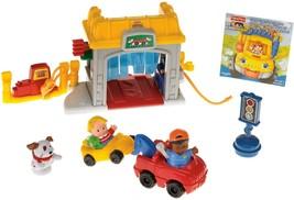 Fisher-Price Little People Mini Garage - $99.99