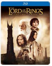 Lord of the Rings: The Two Towers Steelbook [Blu-ray + DVD]