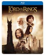 Lord of the Rings: The Two Towers Steelbook [Blu-ray + DVD]  - $9.95