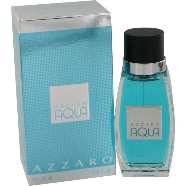Azzaro aqua 3.4 oz cologne