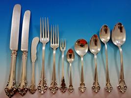 Elegante by Reed & Barton Sterling Silver Flatware Set 12 Service 138 pcs Dinner - $9,900.00