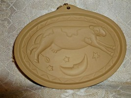Brown Bag Cookie Art 1993 The Cow Jumped Over The Moon Hill Design - $20.00
