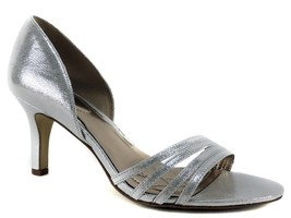 Alfani Giorjah Evening Pumps Women's Shoes. Silver. Size US 10 M - $39.59