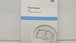 2015 Volkswagen Jetta Owners Manual 72937 - $34.19