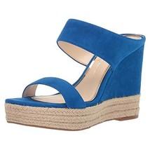 Jessica Simpson Women's Siera Sandal, Blue NILE, 10 M US - $36.50