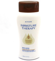 Avon Moisture Therapy Body Lotion with Oatmeal for Dry, Itchy Skin 13.5 ... - $14.84