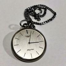 LONGINES pocket watch (7) R-0078 - $378.17