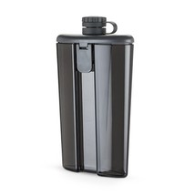 Liquor Flask, Easy Fill Bpa-free Plastic Insulated Novelty Unique Alcoho... - €18,85 EUR