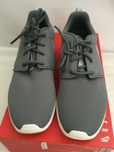 WMNS Nike Roshe One Cool Grey Athletic Sneaker Style #844994 003 SZ 8(NO... - $39.99