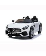 BENZ GT Car Dual Drive 35W*2 Battery 2.4G Remote Control White - $383.99