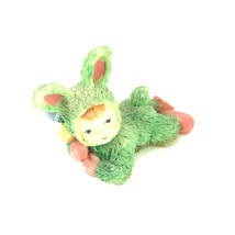 Ks Collectibles Child Wearing Bunny Rabbit Costume Gathering Easter Eggs - $13.99