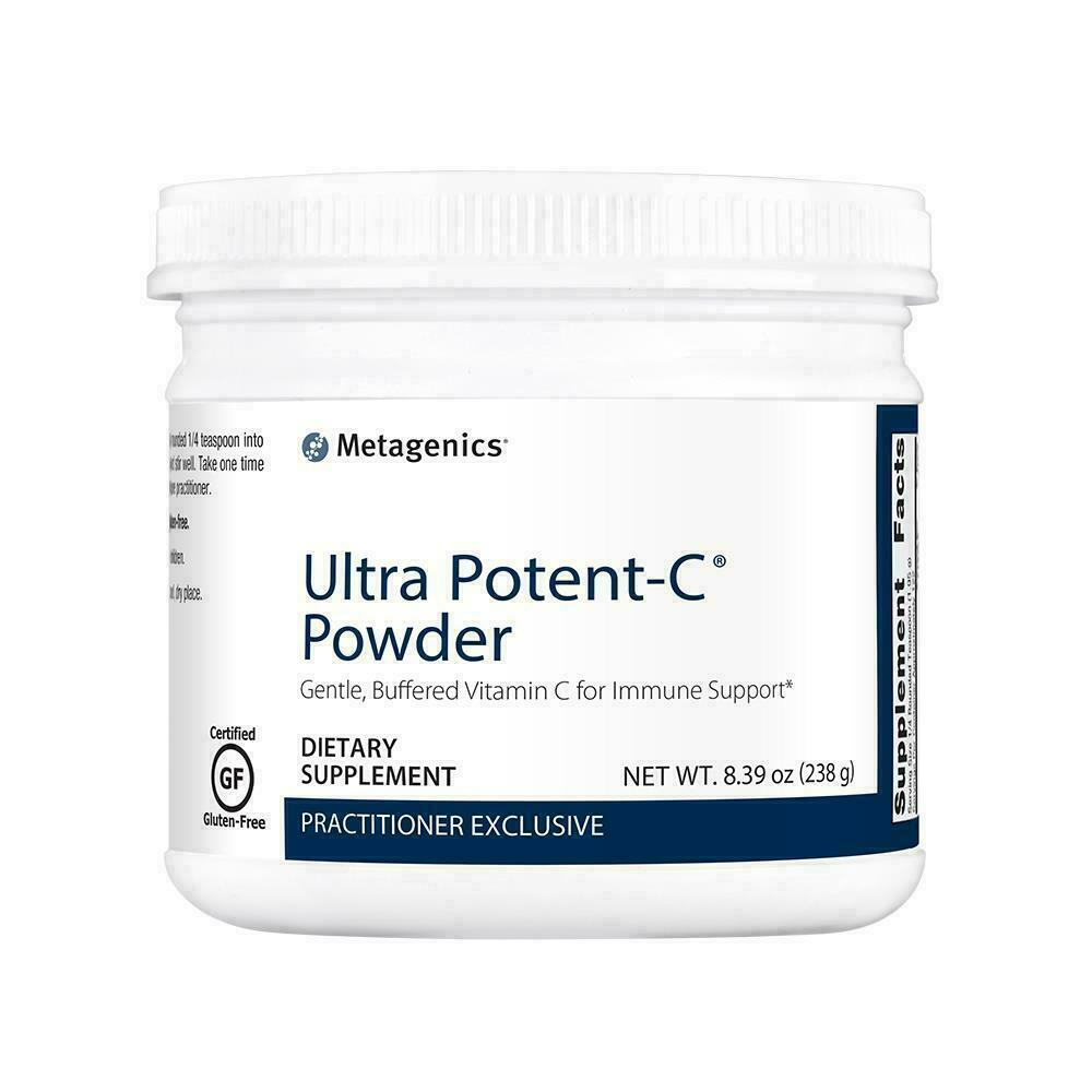 Metagenics Ultra Potent-C Powder For Immune Support 8 oz, 238g - $94.05