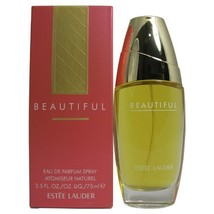 Beautiful By Estee Lauder For Women. Eau De Parfum Spray 2.5 Ounces - $55.42