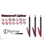 Flormar WATERPROOF LIPLINER Classic Flawless Lip Pencil Different Colors - $4.94