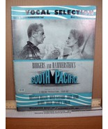 Songbook Vocal Selection Rodgers and Hammerstein's South Pacific - $8.99