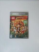 Lego Indiana Jones: The Original Adventures Platinum Family Hits Xbox 360 - $15.00