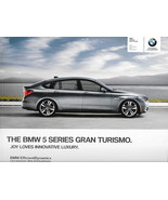 2012 BMW 5-SERIES GT brochure catalog 12 US 535i 550i Gran Turismo xDrive - $9.00