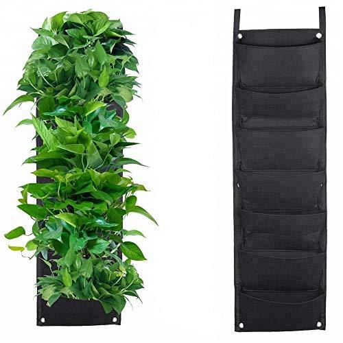 Primary image for Set of 2 Vertical Garden Planter| Wall Hanging Planter Indoors|Hanging Planters|