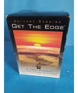 Anthony Robbins Get The Edge 7 Day 10  CD Set in Good Condition - $28.04