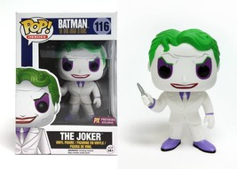 Funko Pop Batman Dark Knight Return The Joker Vinyl Figure PX Exclusive 116 - $29.44